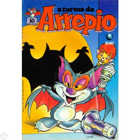 A Turma do Arrepio [Globo] nº 010 jul/1990