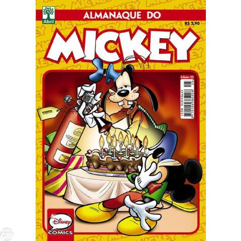 Almanaque do Mickey [2ª série] nº 025 abr/2015 - Com o Azar Não se Joga