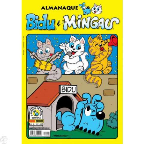 Almanaque Bidu e Mingau nº 005 ago/2010
