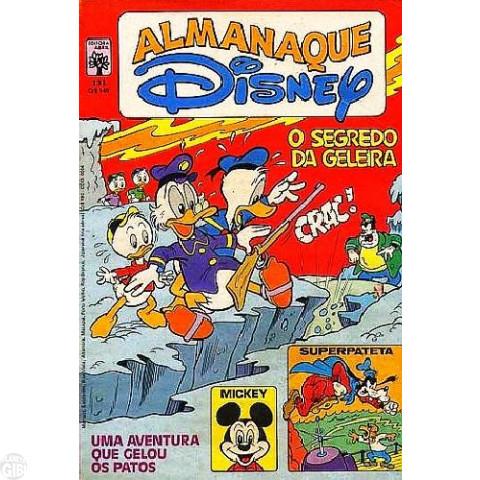 Almanaque Disney nº 131 abr/1982