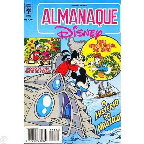 Almanaque Disney nº 286 mai/1995 - Sonho de Uma Noite de Verão