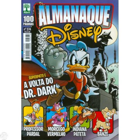 Almanaque Disney nº 374 jul/2017 - Donald e Uma Noite em Oslo