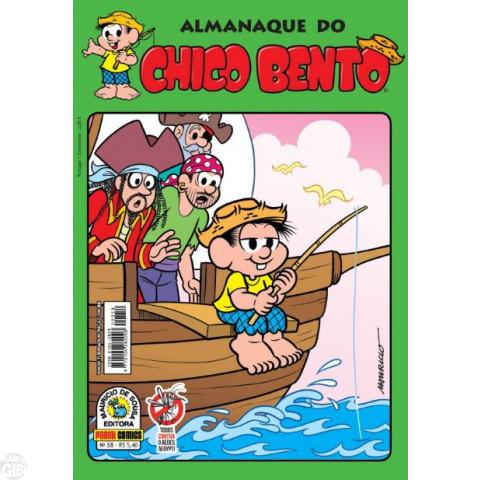 Almanaque do Chico Bento [3ª série - Panini] nº 058 ago/2016 - Uma Estrelinha Chamada Mariana