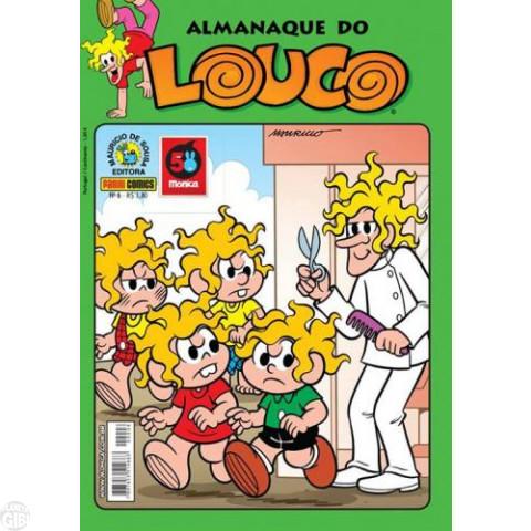 Almanaque do Louco nº 006 ago/2013