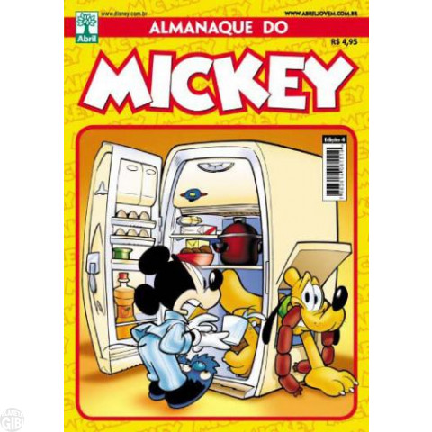 Almanaque do Mickey [2ª série] nº 004 out/2011 - A Arca Perdida