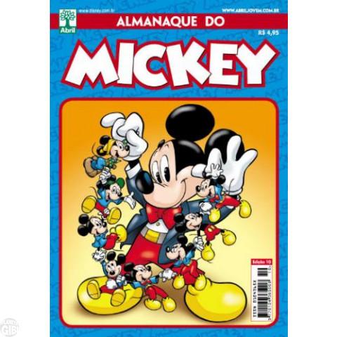 Almanaque do Mickey [2ª série] nº 010 out/2012 - A Espada de Barba Dourada