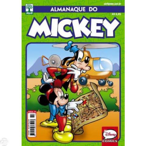 Almanaque do Mickey [2ª série] nº 014 jun/2013 - O Mistério do Monastério