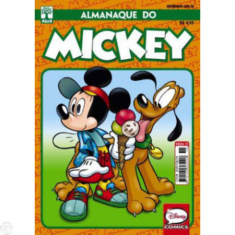 Almanaque do Mickey [2ª série] nº 015 ago/2013 - A Volta do Rei Ratol