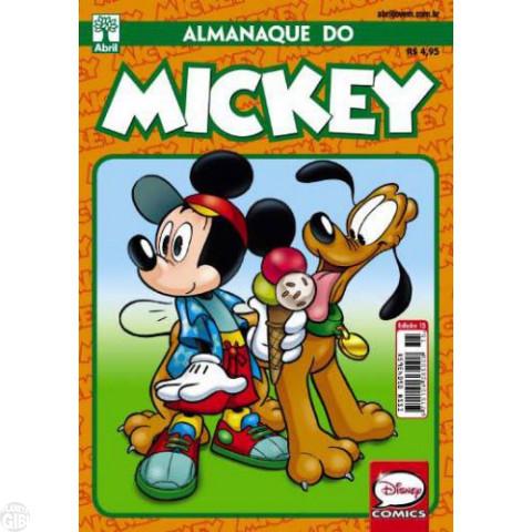 Almanaque do Mickey [2ª série] nº 015 ago/2013 - A Volta do Rei Ratol