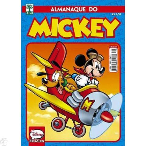 Almanaque do Mickey [2s] nº 021 ago/2014 - Viagem Fantástica