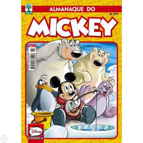 Almanaque do Mickey [2ª série] nº 027 ago/2015 - O Baú de Prata