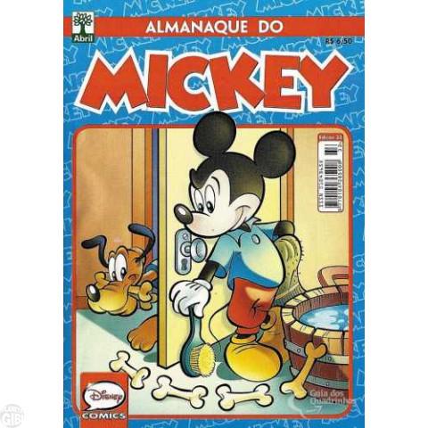 Almanaque do Mickey [2ª série] nº 033 ago/2016 - Previsões Imprevistas