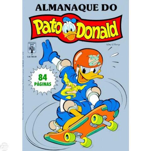 Almanaque do Pato Donald [1ª série] nº 007 set/1988 - A Peste do Meu Vizinho
