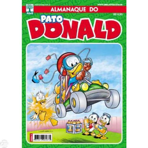 Almanaque do Pato Donald [2s] nº 005 dez/2011 - Como Curar Pesadelos - Carl Barks