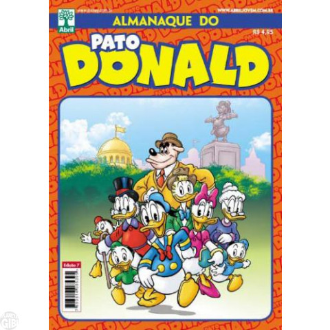 Almanaque do Pato Donald [2s] nº 007 fev/2012
