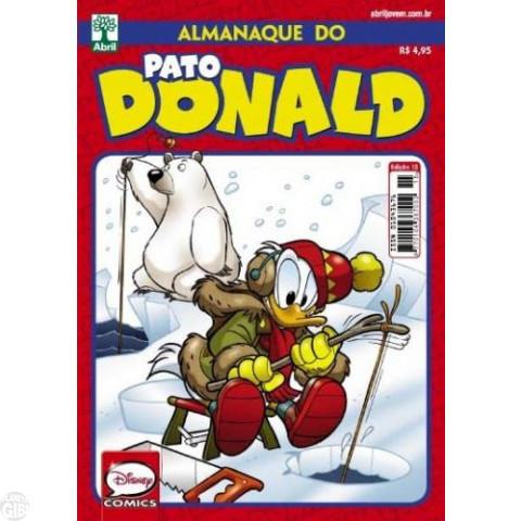Almanaque do Pato Donald [2ª série] nº 015 ago/2013 - O Amigo dos Pássaros - Tony Strobl