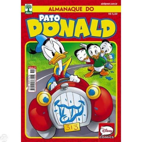 Almanaque do Pato Donald [2s] nº 019 abr/2014 - Candidato ao Oscar