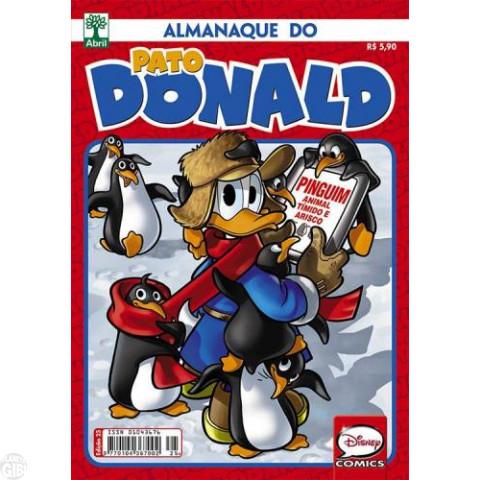 Almanaque do Pato Donald [2s] nº 025 abr/2015 - Água Faz Bem!