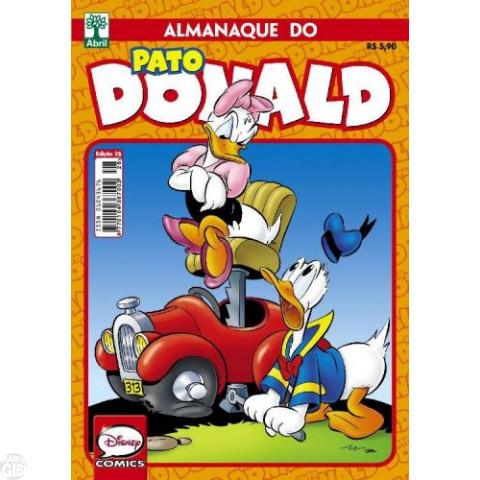 Almanaque do Pato Donald [2ª série] nº 028 out/2015 - O Ponto da Discórdia - Vicar