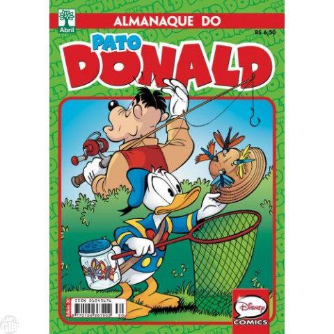 Almanaque do Pato Donald [2s] nº 030 fev/2016 - Perdidos no Deserto