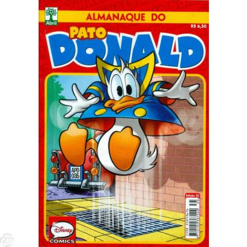 Almanaque do Pato Donald [2ª série] nº 035 dez/2016