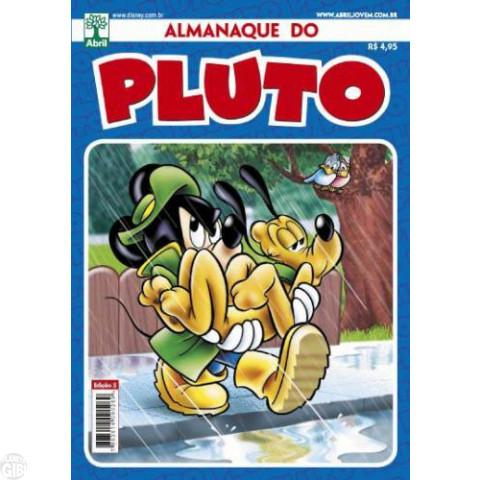 Almanaque do Pluto [2ª série] nº 005 jan/2013 - Raro!