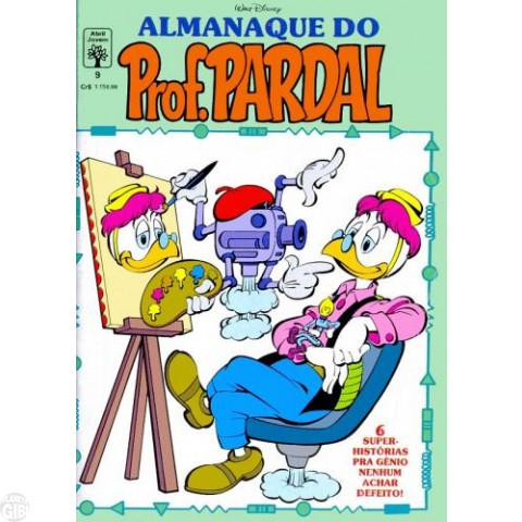 Almanaque do Prof. Pardal [1ª série] nº 009 jan/1992 - Um Tesouro nas Estrelas
