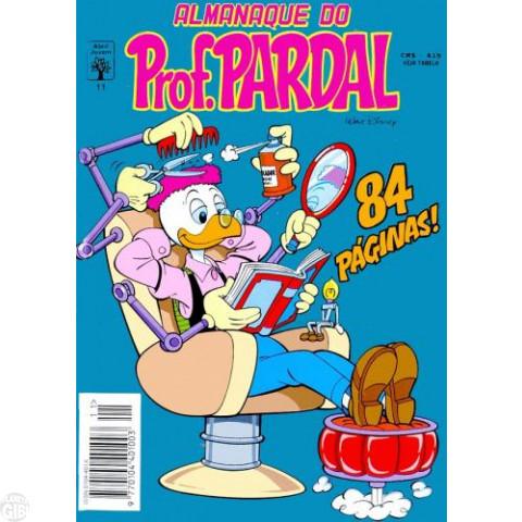 Almanaque do Prof. Pardal [1ª série] nº 011 jan/1994 - A Lanterna Antigravitacional