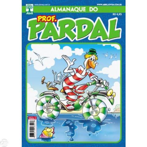 Almanaque do Prof. Pardal [2ª série] nº 003 jan/2012 - Monstrópolis - Carl Barks