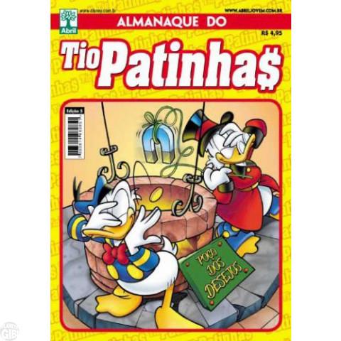 Almanaque do Tio Patinhas [2s] nº 005 dez/2011 - A Volta da Feiticeira