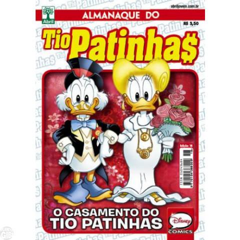 Almanaque do Tio Patinhas [2s] nº 018 fev/2014 - O Casamento do Tio Patinhas
