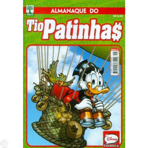 Almanaque do Tio Patinhas [2s] nº 021 ago/2014 - Superpato: Em Busca da Luz da Noite