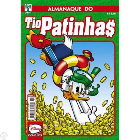 Almanaque do Tio Patinhas [2s] nº 027 ago/2015 - Nas Ilhas da Neblina