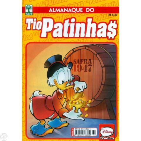 Almanaque do Tio Patinhas [2s] nº 037 abr/2017 - Última Edição