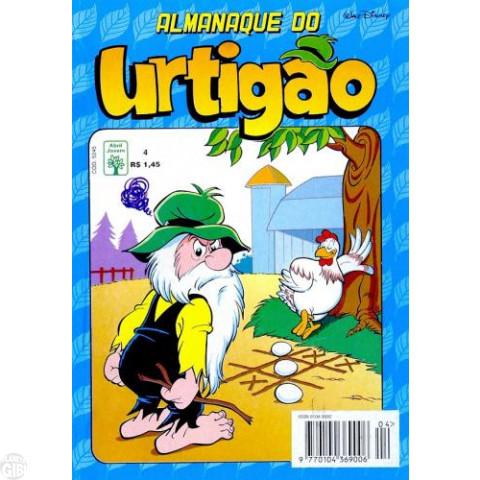 Almanaque do Urtigão nº 004 nov/1994 - Edição Raríssima