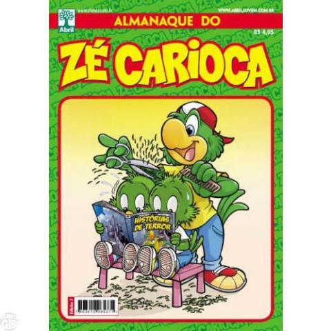 Almanaque do Zé Carioca [2ª série] nº 007 abr/2012 - Especial Carlos Edgard Herrero