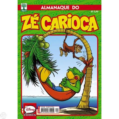 Almanaque do Zé Carioca [2ª série] nº 024 fev/2015 - Especial Carlos Edgard Herrero