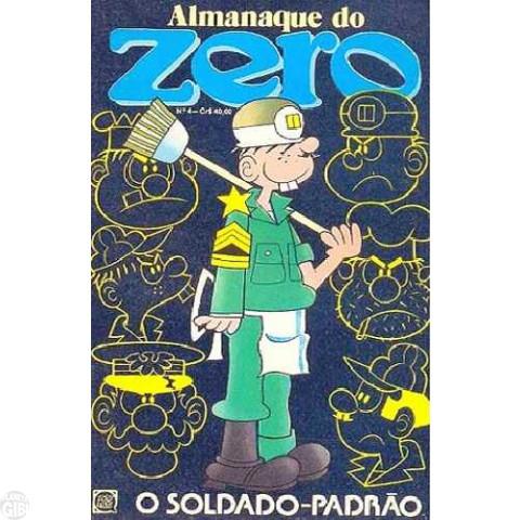 Almanaque do Zero [RGE - 2ª série]  nº 004 jul/1980