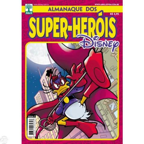 Almanaque dos Super-Heróis [2ª série] nº 003 mar/2012