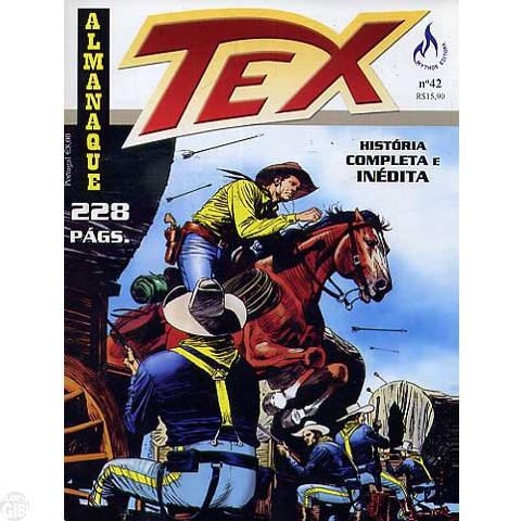 Almanaque Tex nº 042 ago/11