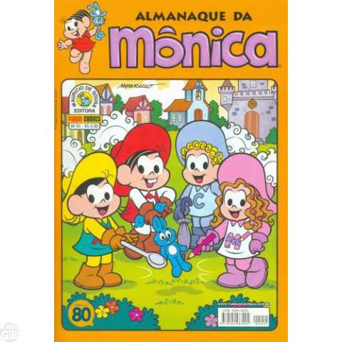 Almanaque da Mônica [3s - Panini] nº 051 mai/2015