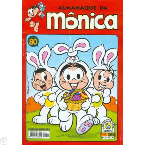 Almanaque da Mônica [3s - Panini] nº 056 mar/2016
