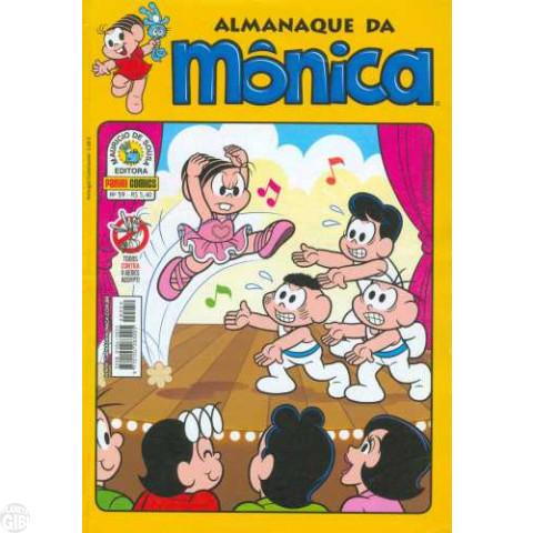 Almanaque da Mônica [3s - Panini] nº 059 set/2016