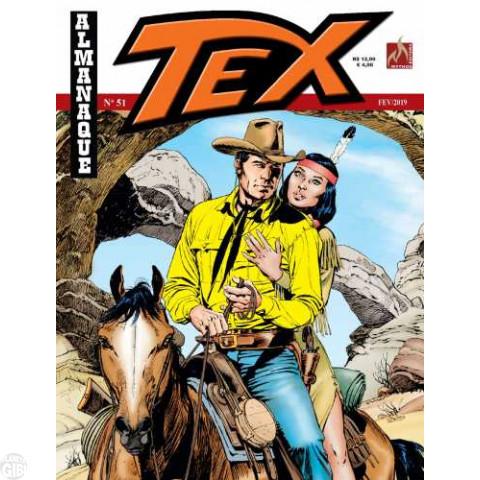 Almanaque Tex nº 051 fev/2019