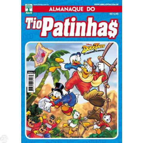 Almanaque do Tio Patinhas [2s] nº 004 out/2011 - Especial DuckTales