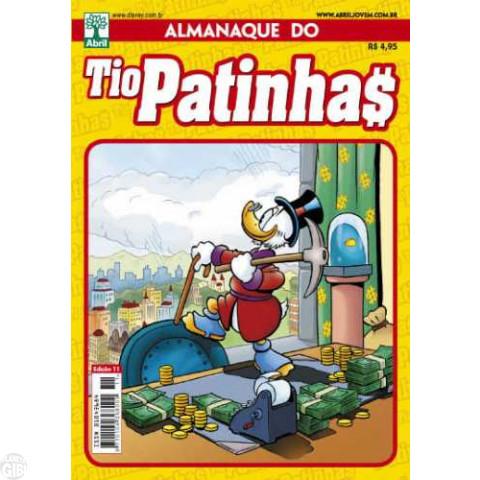 Almanaque do Tio Patinhas [2s] nº 011 dez/2012 - O Espelho Negro