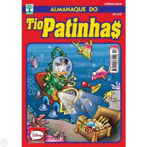 Almanaque do Tio Patinhas [2s] nº 012 fev/2013 - Saudade dos Velhos Tempos