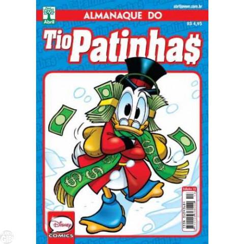 Almanaque do Tio Patinhas [2s] nº 013 abr/2013 - Um Pato Abaixo de Zero