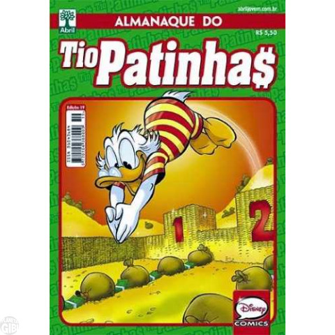Almanaque do Tio Patinhas [2s] nº 019 abr/2014 - O Segredo do Marcantonius