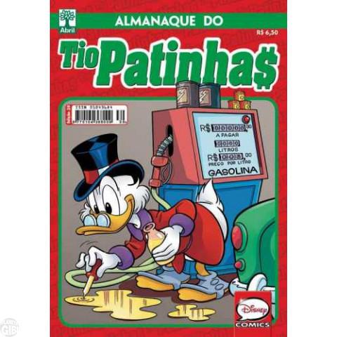 Almanaque do Tio Patinhas [2s] nº 030 fev/2016 - A Varinha do Tempo